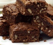 Βrownies σοκολάτας