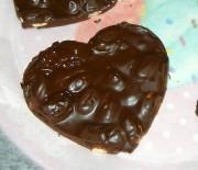 Σοκολατάκια με αμύγδαλο με 3 υλικά σε 3 κινήσεις