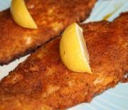 Για περισσότερη γεύση στα τηγανητά ψάρια σας