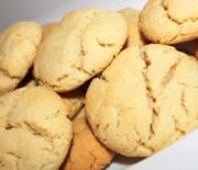 Μπισκότα με ινδική καρύδα