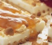 Γιαουρτογλυκό με μπισκότα και μαρμελάδα ή μέλι
