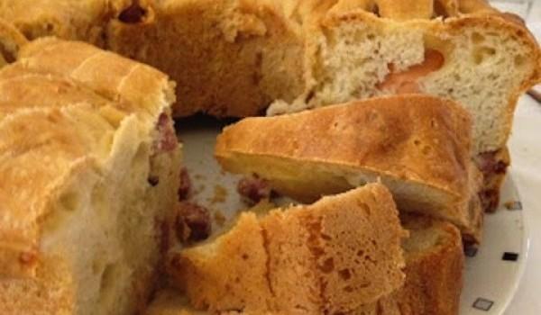 Απίθανο κέικ με τυριά σε 4 απλές κινήσεις