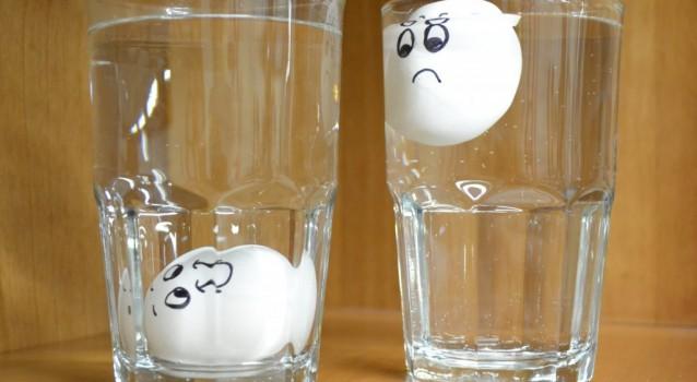 Πως θα καταλάβεις αν ένα αυγό είναι φρέσκο
