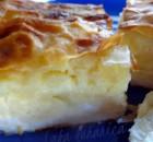 Φανταστική τυρόπιτα με μπεσαμέλ