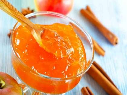 Μαρμελάδα μήλου στιγμής