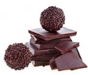 Τρουφάκια σοκολάτας νηστίσιμα