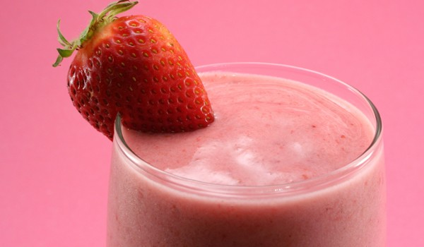 Smoothies Φράουλα