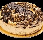Τούρτα παγωτού με μπισκότα