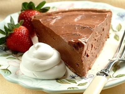 Φανταστικό, εύκολο και γρήγορο cheesecake σοκολάτας