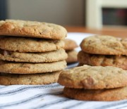 Cookies με φουντούκια και άρωμα πορτοκαλιού