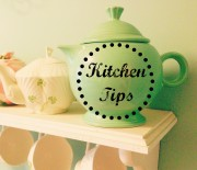 Συμβουλές μαγειρικής… και όχι μόνο