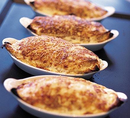 φούρνου τυριά τυρί το τοστ συνταγές σουφλέ μανιτάρια κυρίως πιάτα κοτόπουλο ζαμπό