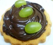 Ταρτάκια σοκολάτα