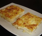 Πανεύκολη τυρόπιτα χωρίς φύλλο, με 2 κινήσεις έτοιμη σε 10΄ για το φούρνο