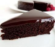Φανταστική σοκολατόπιτα με καρύδια