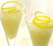Γρανίτα από … λεμόνι