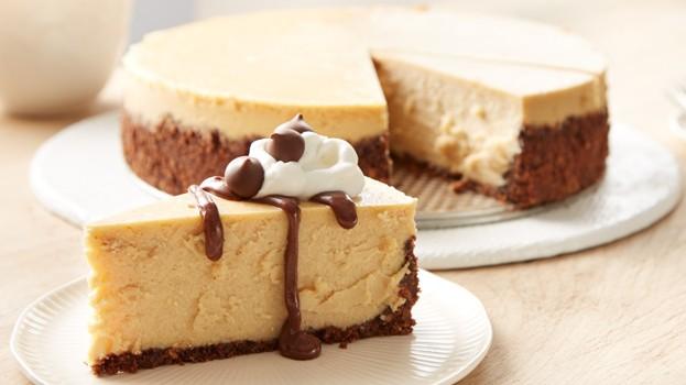 "Cheesecake διαίτης με γλυκαντικό ""onstevia"""
