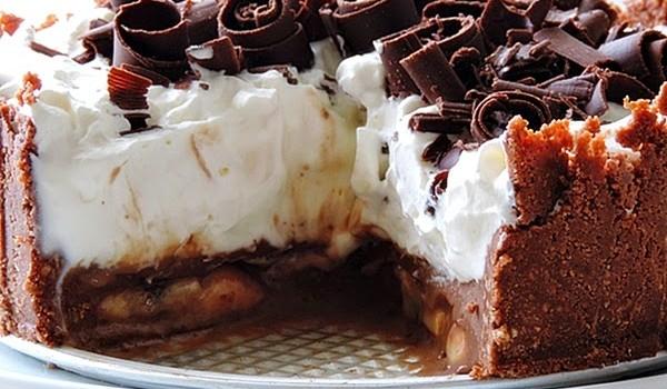 Σοκολατένιο banoffee