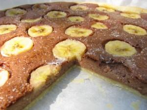 ψήσιμο φούρνου Τάρτα συνταγή σοκολάτα μπισκότα μπανάνες μερέντα επιδόρπια γλυκά με σοκολάτα γλυκά