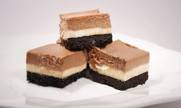Nutella's Cheesecake με βάση μπισκότα ορεο