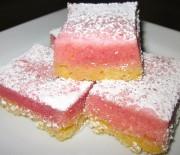 Υπέροχο γλύκισμα με λεμόνι και φράουλες