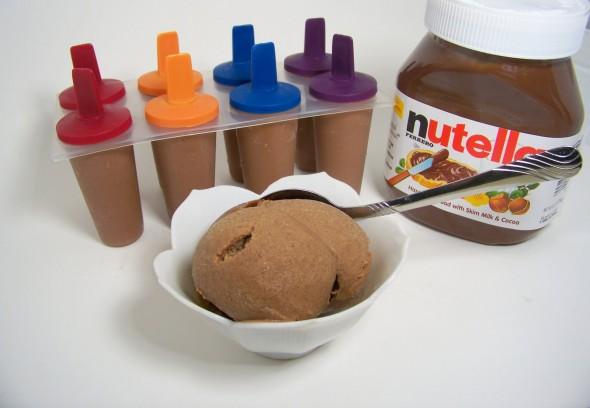 ψυγείου συνταγές επιδόρπια γρανίτα γλυκά με σοκολάτα γλυκά nutella