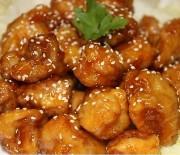 Κινέζικο κοτόπουλο με σάλτσα μελιού