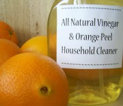 Πολυκαθαριστικό με άρωμα πορτοκαλιού