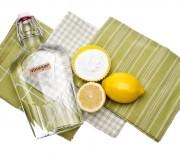 Πως να καθαρίσετε το σπίτι με αγνά υλικά της κουζίνας