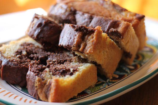 φούρνου συνταγές πορτοκάλι μπανάνα κέϊκ επιδόρπια γλυκά με σοκολάτα γλυκά γλάσο σοκολάτας nutella