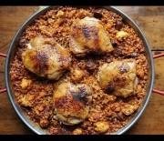Παέγια με κοτόπουλο