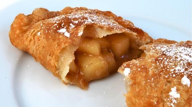 Τραγανά μηλοπιτάκια