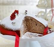 Βασιλόπιτα με φουντούκια και σταγόνες σοκολάτας