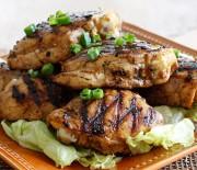 Κοτόπουλο μαριναρισμένο με Ασιατική μαρινάδα στο φούρνο
