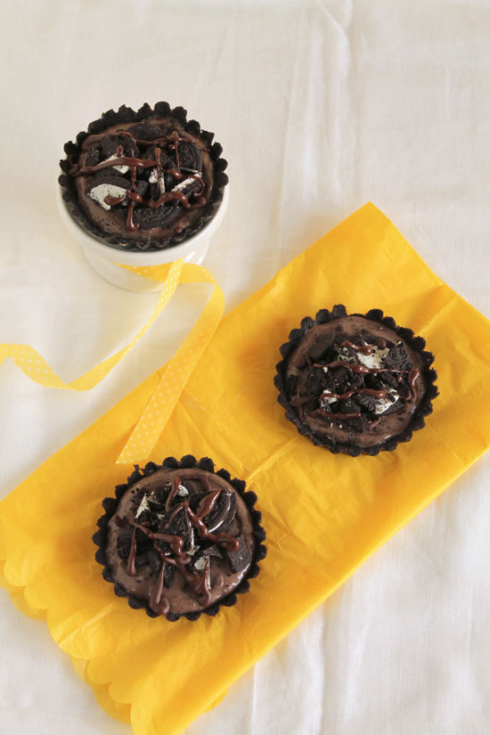 Oreo-cream-cheese-nutella-tartlets-4-