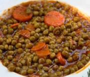 Αρακάς λαδερός με καρότα