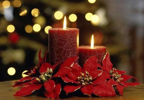 Πώς να φτιάξετε μόνοι σας Χριστουγεννιάτικα κεριά και γούρια