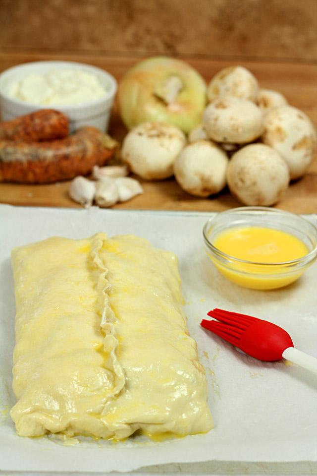 φούρνου συνταγές πίτες ορεκτικά μεζέδες λουκάνικα κυρίως πιάτο κόκκινο κρέας