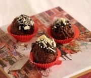 Τρουφάκια πανεύκολα με σοκολάτα, Νουτέλα & φουντούκια