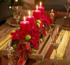 Πώς να στολίσετε το Χριστουγεννιάτικο τραπέζι σας