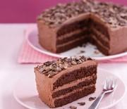 Λαχταριστό Σοκολατένιο κέικ