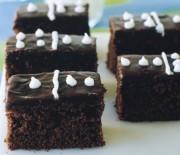 """Σοκολατένιο Κέϊκ """"Ντόμινο"""""""