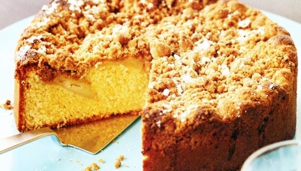 Μυρωδάτο κέϊκ μήλου