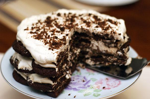 συνταγές επιδόρπια γλύκισμα ψυγείου γλυκά με σοκολάτα γλυκά