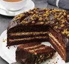 Τούρτα κέικ σοκολάτας