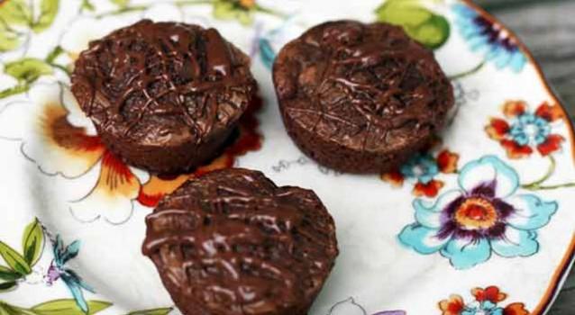 Μπισκότα Νουτέλας με 3 υλικά