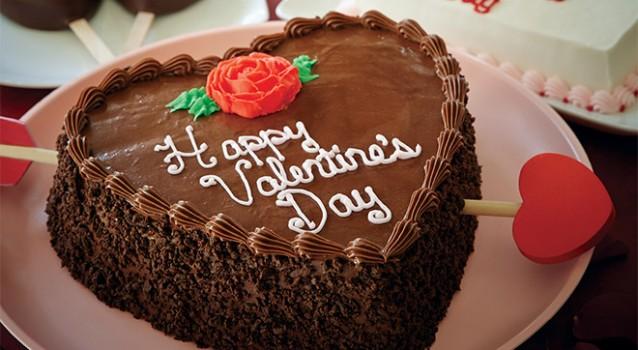 Σοκολατένια τούρτα καρδιά