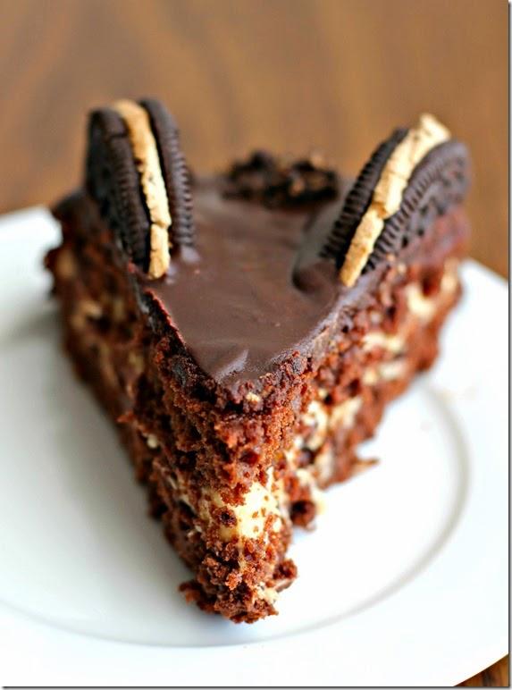 φούρνου τούρτα σοκολάτας συνταγές ορεο μπισκοτένια γέμιση επιδόρπια γλυκά με σοκολάτα γλυκά