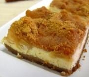 Μηλόπιτα cheesecake