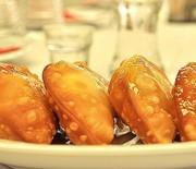 Μυζηθροπιτάκια με μέλι